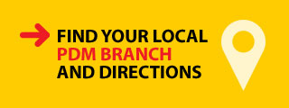 Find your local PDM branch and directions