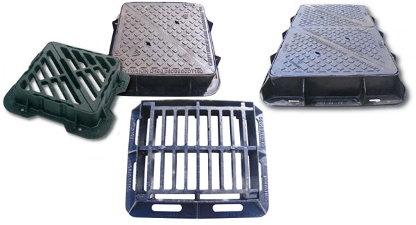 Access Covers & Gratings
